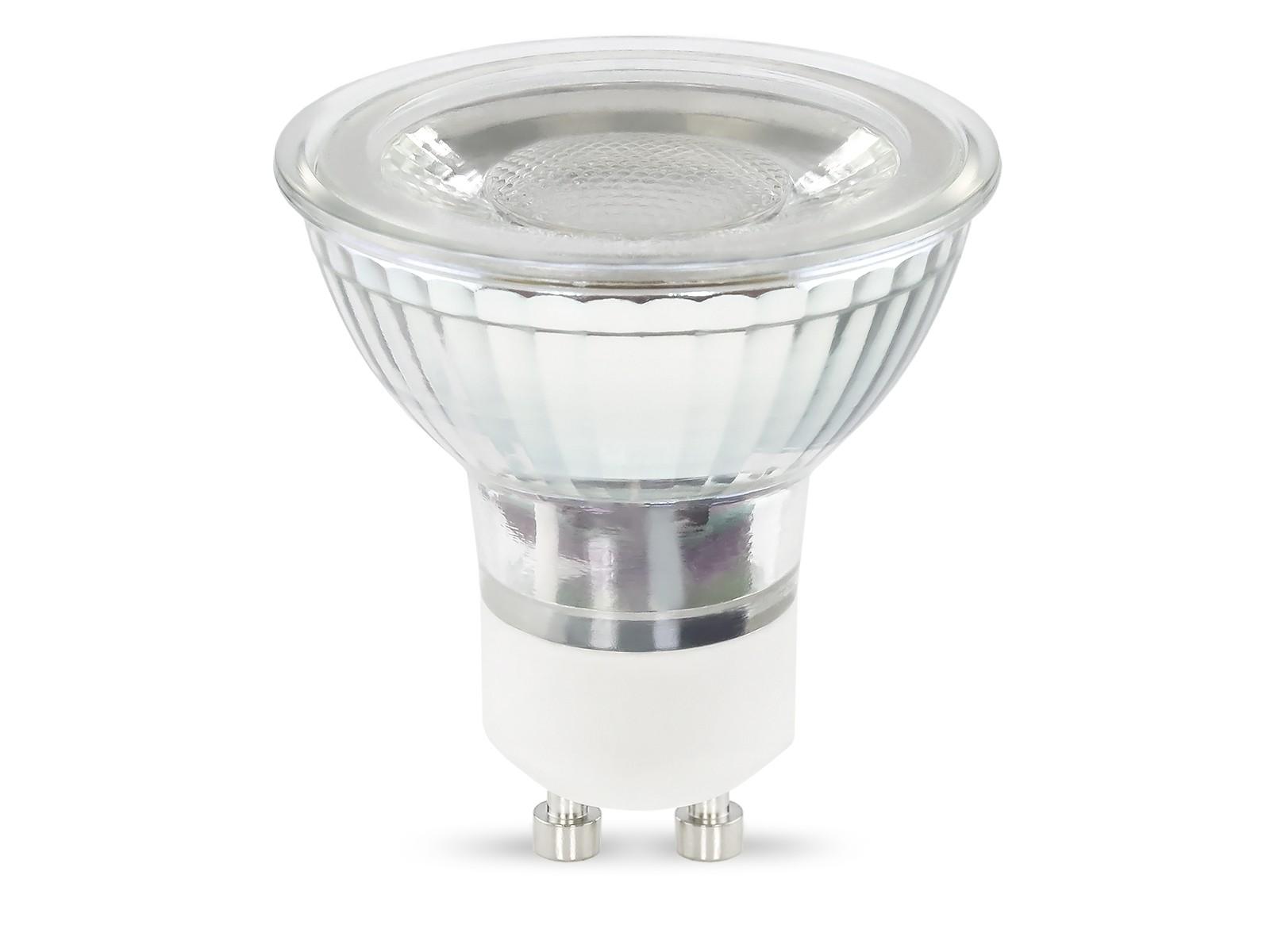 linovum-GU10-Leuchtmittel-Frontansicht Erstaunlich Led Leuchtmittel Gu 10 Dekorationen